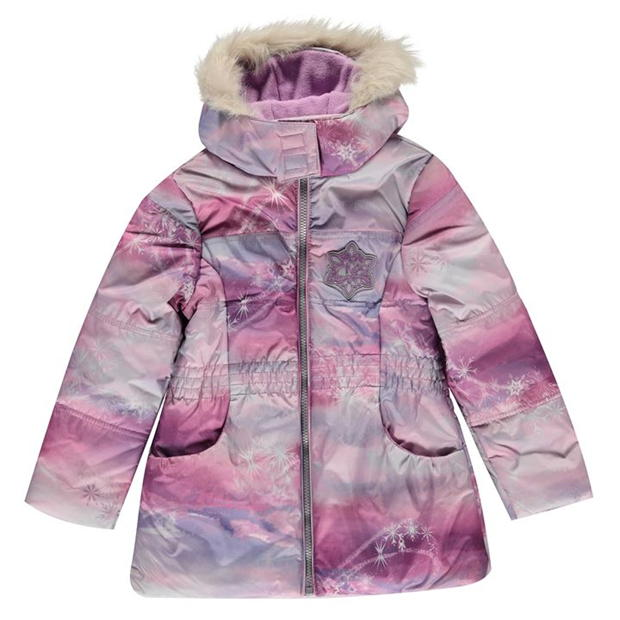 Character Padded Coat Infant Girls