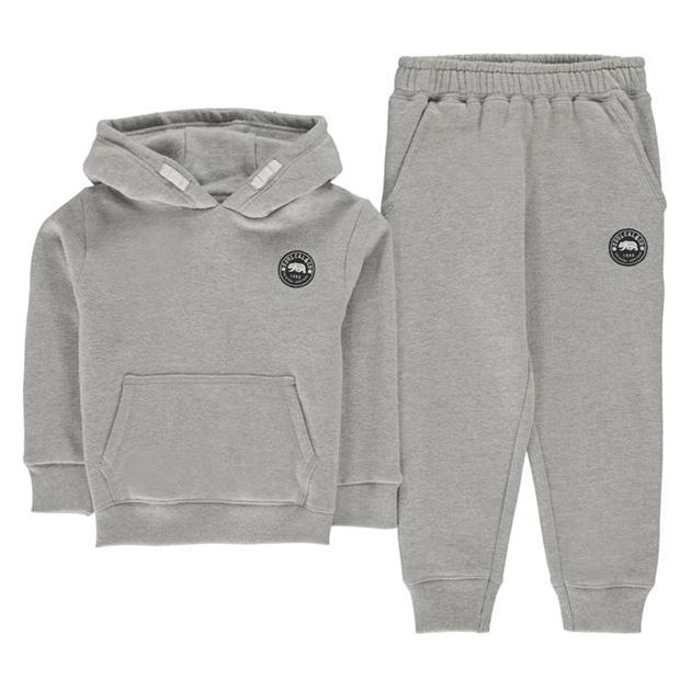 SoulCal Signature Fleece Tracksuit Infants