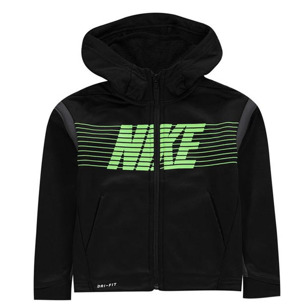 Nike Therma Full Zip Hoody Infant Boys