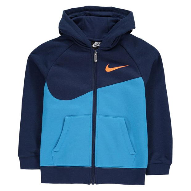 Nike Swoosh Full Zip Hoodie Infant Boys