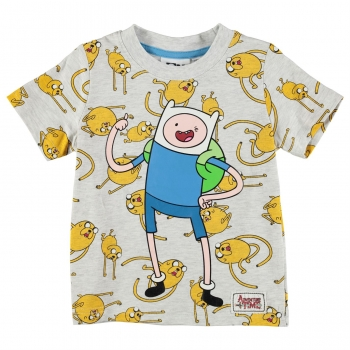 Character Short Sleeve T Shirt Infant Boys (5-6 лет)
