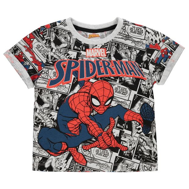 Character Short Sleeve T Shirt Infant Boys