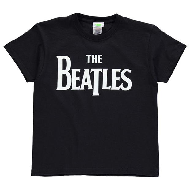 Official Official The Beatles T Shirt Junior