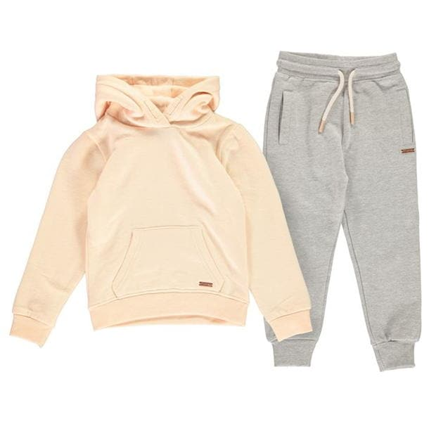 Firetrap 2 Piece Jogging Set Infant Girls