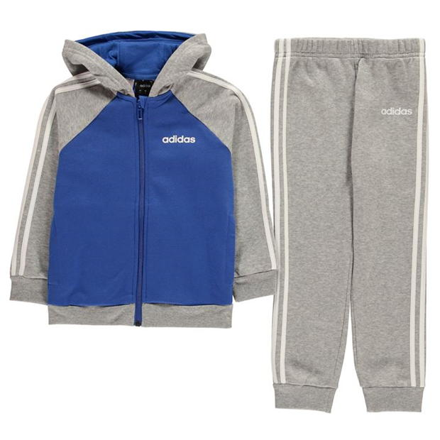 adidas S3 HD Fleece Tracksuit Infant Boys