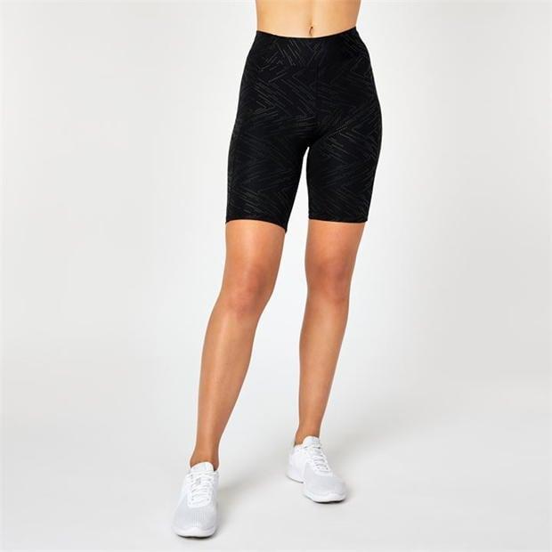 USA Pro Mid Rise Cycling Shorts