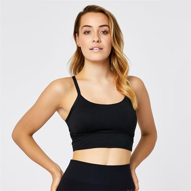 USA Pro Long Line Sports Bra Ladies