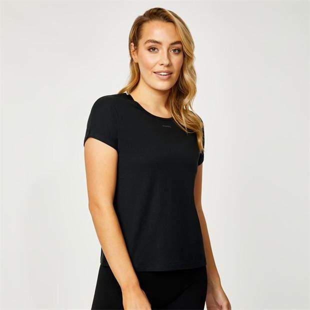 USA Pro Pro Boyfriend T Shirt Ladies