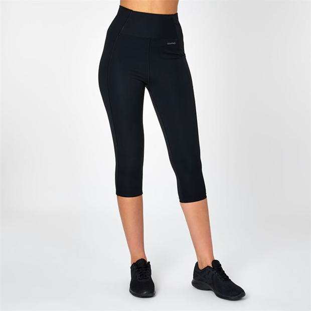USA Pro Three Quarter Leggings