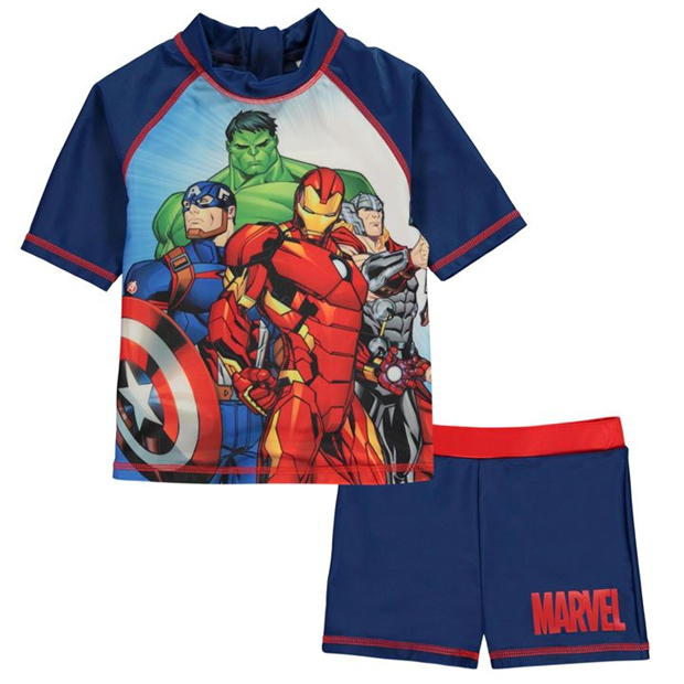 Character 2 Piece Swim Set Junior