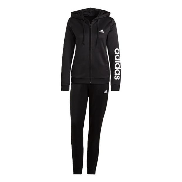 adidas Essentials Logo French Terry Tracksuit Womens