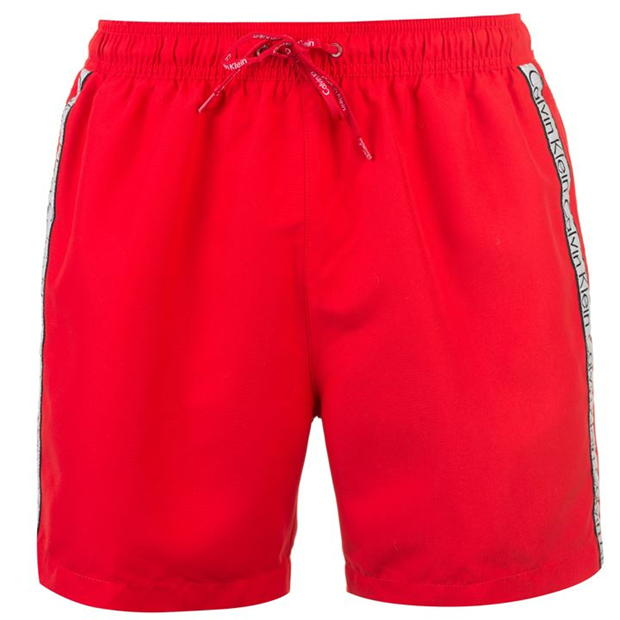Calvin Klein Klein Taped Drawstring Swim Shorts