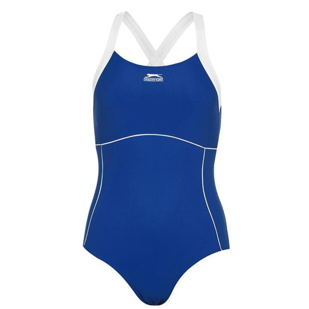Slazenger X Back Swim Suit Ladies