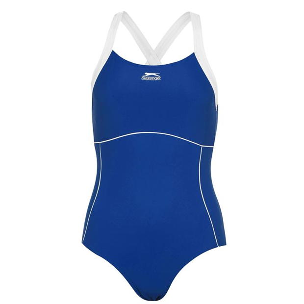 Slazenger X Back Swimsuit Ladies