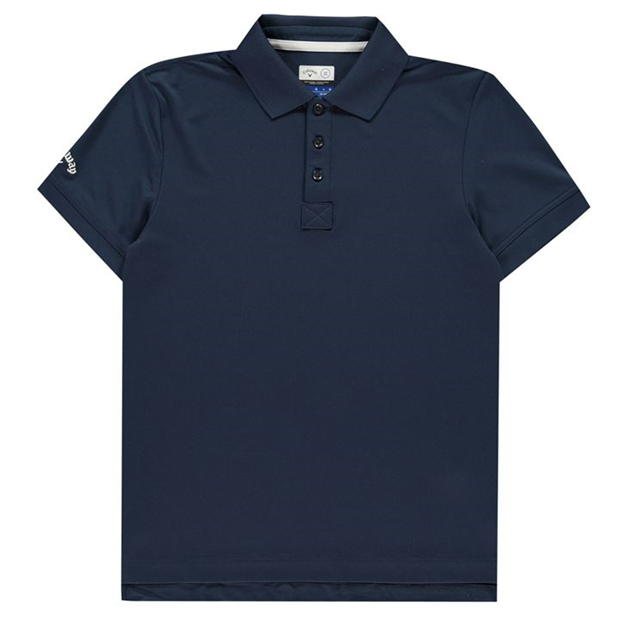 Callaway Solid Polo Shirt Junior Boys