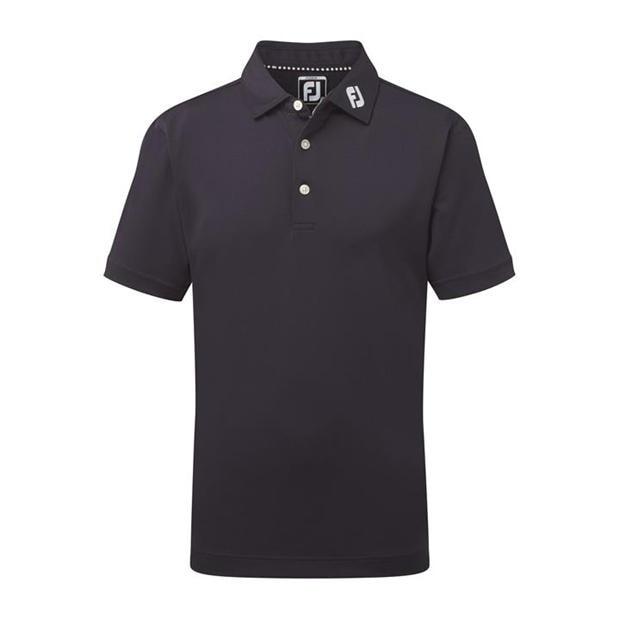 Footjoy Pique Solid Polo Shirt Juniors