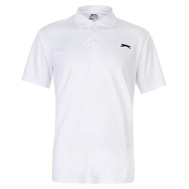 Slazenger Golf Solid Polo Shirt Mens