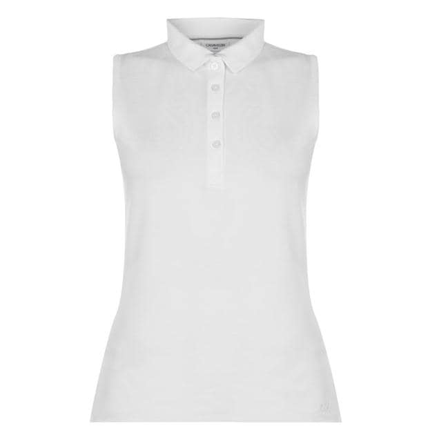 Calvin Klein Golf CK SL Cotton Polo Lds 00
