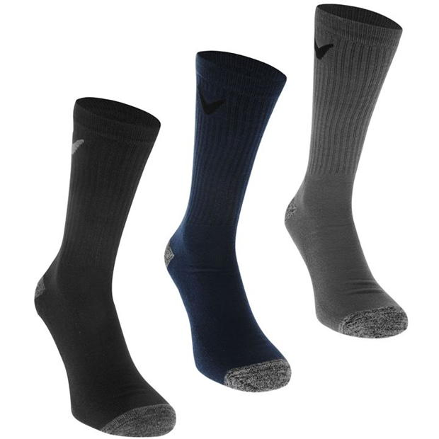 Callaway Opti Dri 3 Pack Golf Socks