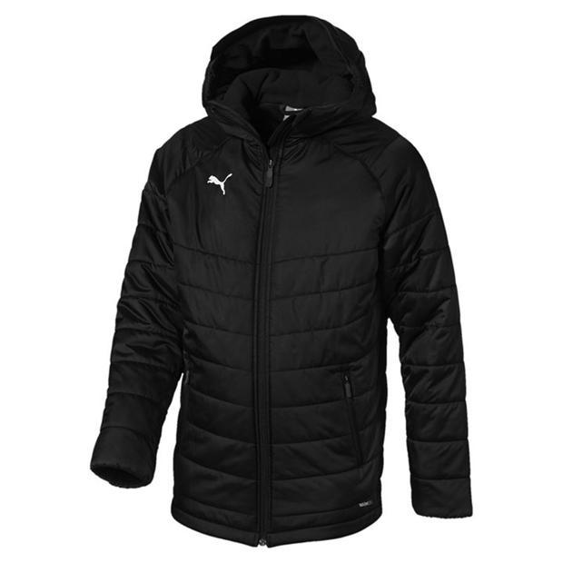 Puma Newcastle United Bench Jacket 2020 2021 Junior