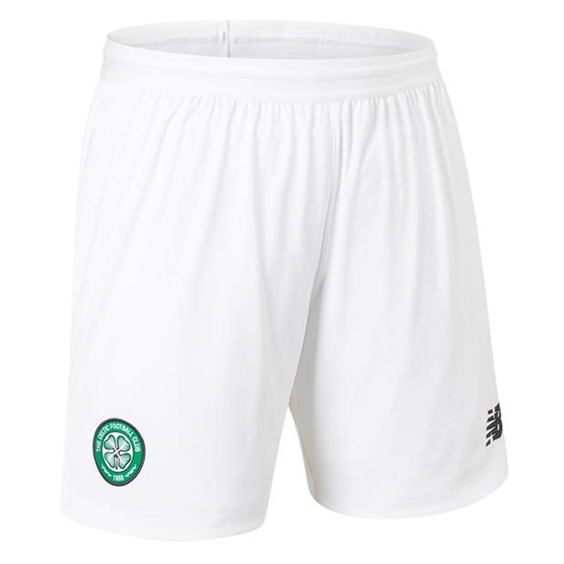 New Balance Celtic Home Shorts 2019 2020 Junior