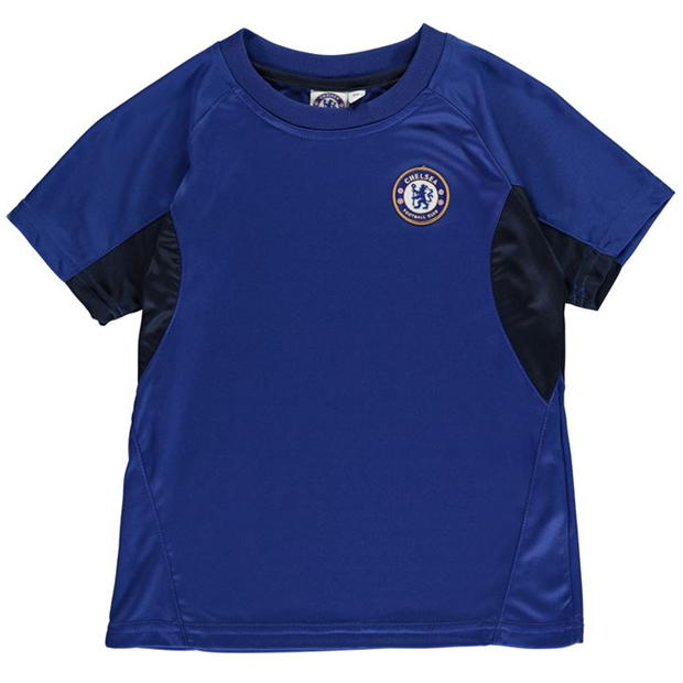 Source Lab Chelsea Poly T Shirt Junior Boys