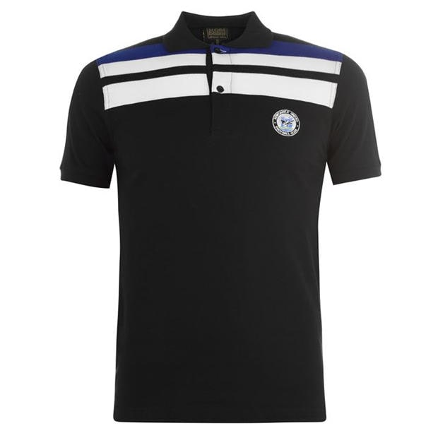 Score Draw 1982 Retro Polo Shirt Mens