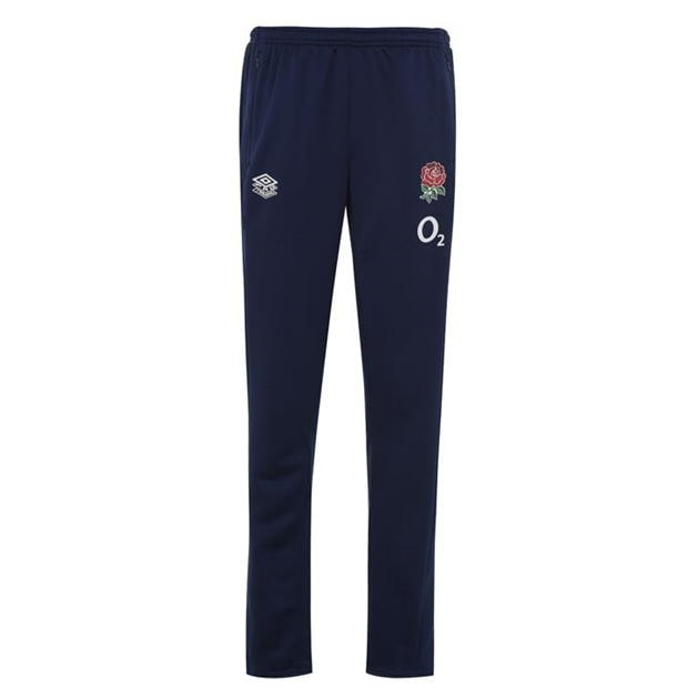 Umbro England Rugby Tape Track Pants Mens