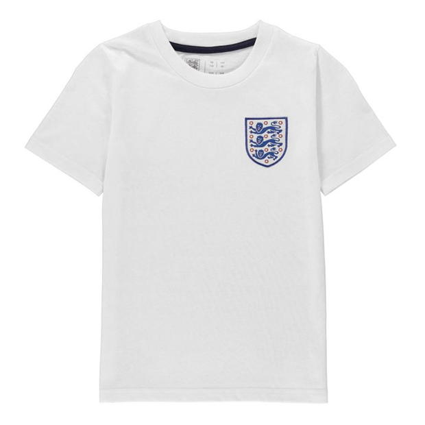 FA England SmCrst TeeJn00