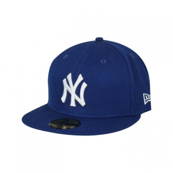 New Era NY Flat Peak Mens Cap XXL