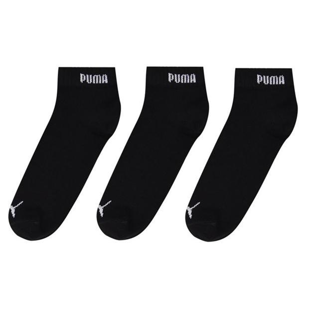 Puma Herren Socken Quarter 3er Pack