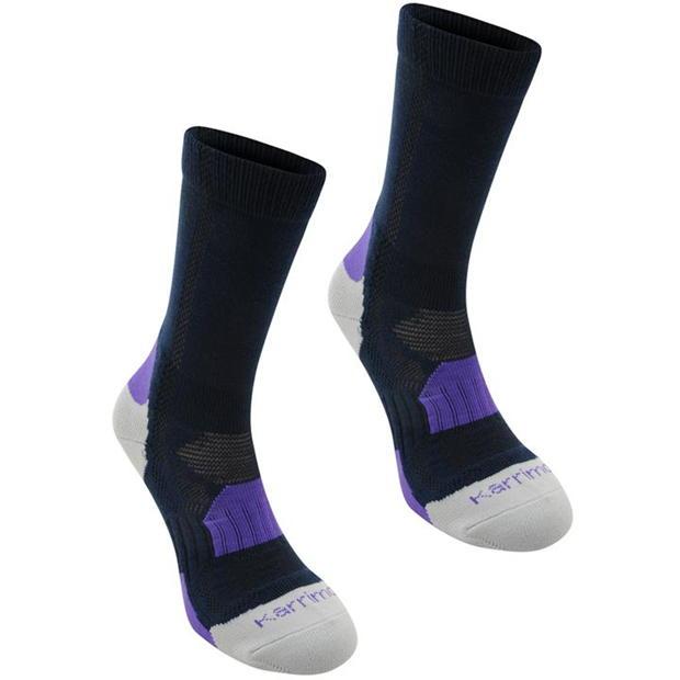 Karrimor Walking Socks 2 Pack Ladies