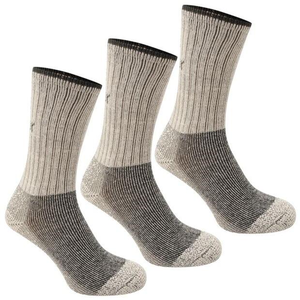Karrimor Heavyweight Boot Sock 3 Pack Ladies