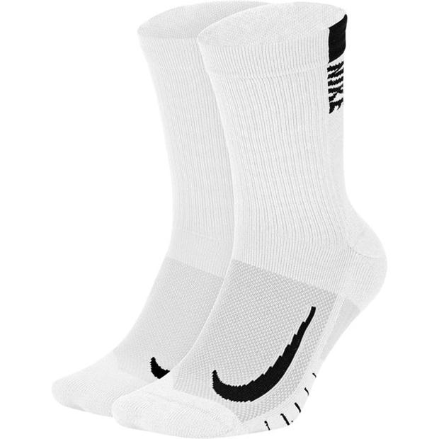 Nike Multiplier Crew Running Socks Unisex Adults