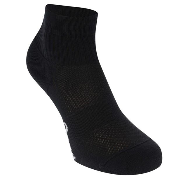 Asics QTR Tech Density Running Socks Mens