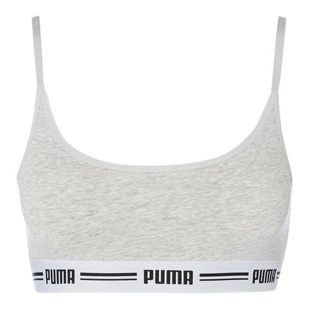 Puma Slim strap bralette