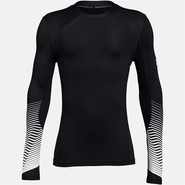 Under Armour Coldgear Reactor Baselayer Top Junior Boys