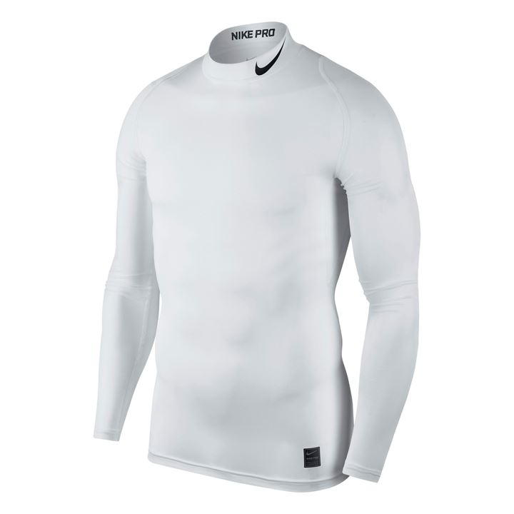Nike Pro Core Mock Neck TShirt Mens