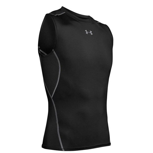 Under Armour Armour HeatGear Traning Baselayer Vest Top Mens