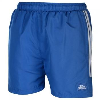 Lonsdale 2 Stripe Woven Shorts Mens XL