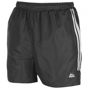 Lonsdale 2 Stripe Woven Shorts Mens 2XL