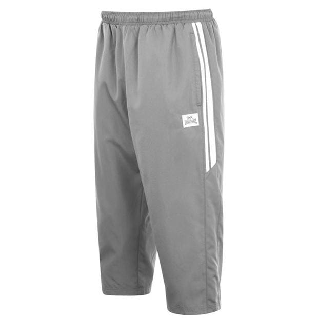 Lonsdale 2 Stripe  three quarter Pants Mens