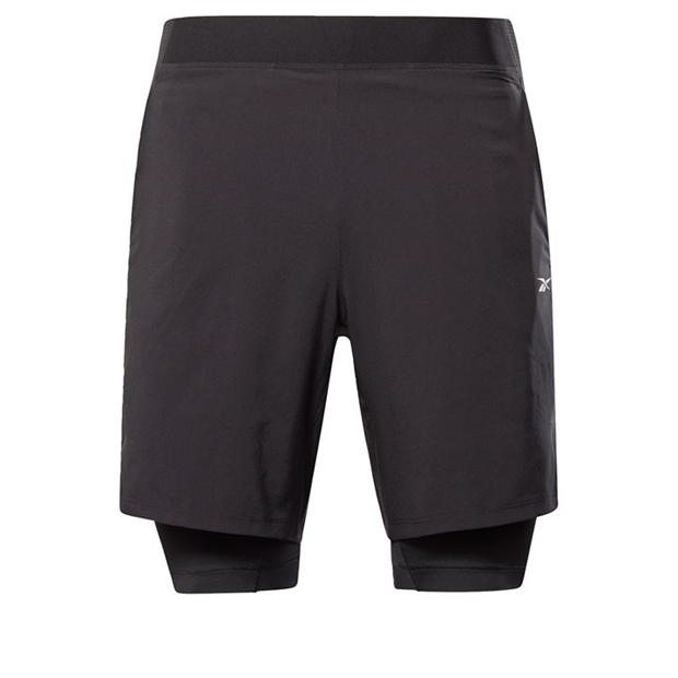 Reebok Epic Two-in-One Shorts Mens