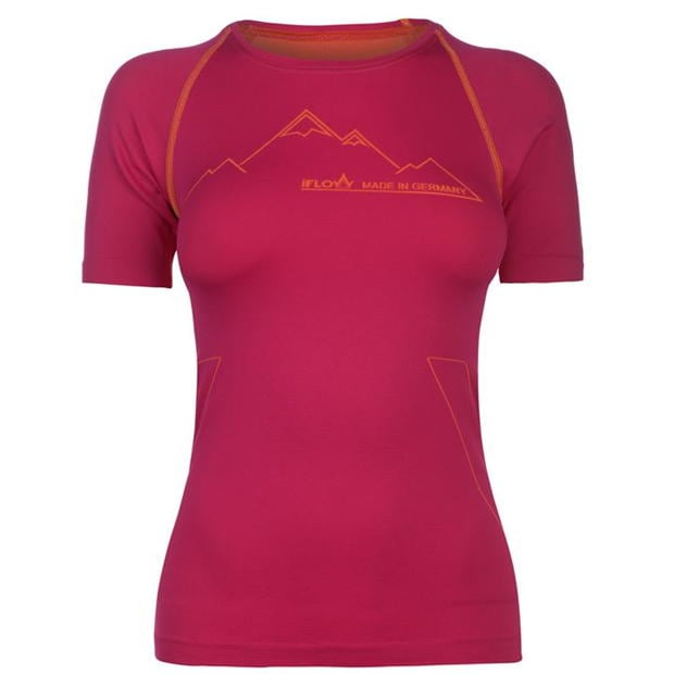 IFlow Short Sleeve T Shirt Ladies