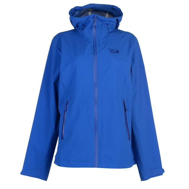 Mountain Hardwear Hard Wear Stretch Waterproof Jacket Ladies