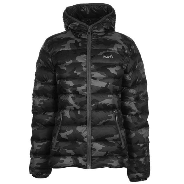 IFlow Camo Series Jacket Ladies