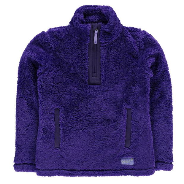 Gelert Yukon Micro Fleece Junior Girls