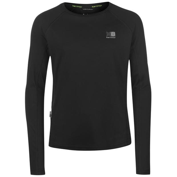 Karrimor Long Sleeved Running Top Boys
