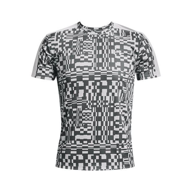 Under Armour Armour Speed Stride Printed Short Sleeve T-Shirt Mens