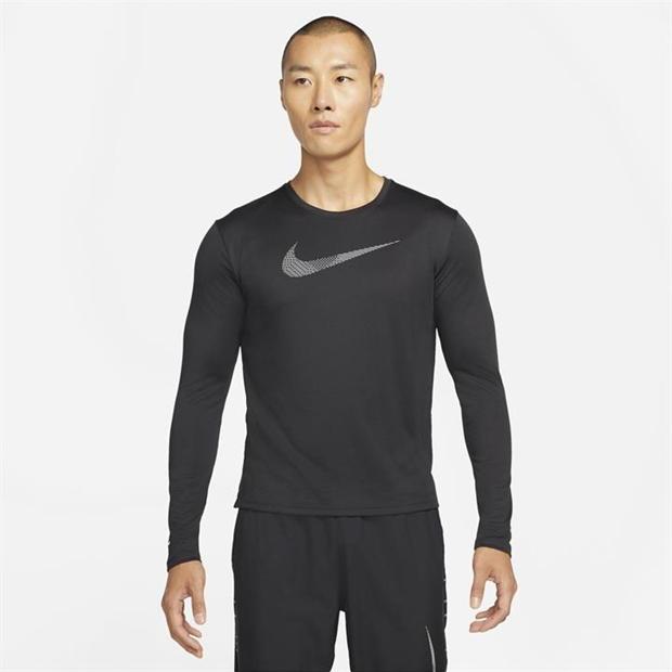 Nike Dri-FIT UV Run Division Miler Men's Long-Sleeve Running Top